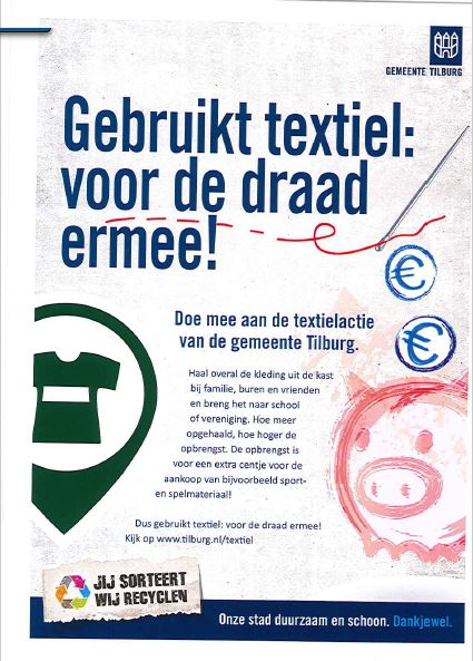 Knipsel textielactie 2017