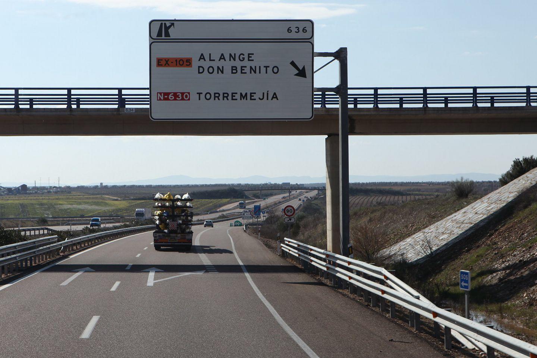 Botenwagen, Torremejia